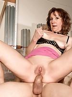 horny moms love dark meat